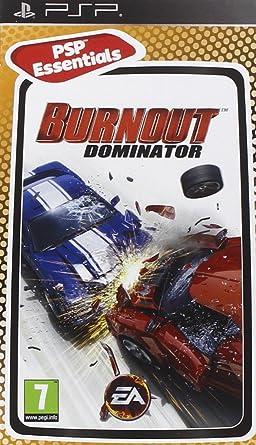 Burnout Dominator (Essentials) Game PSP: Amazon co uk: PC & Video Games