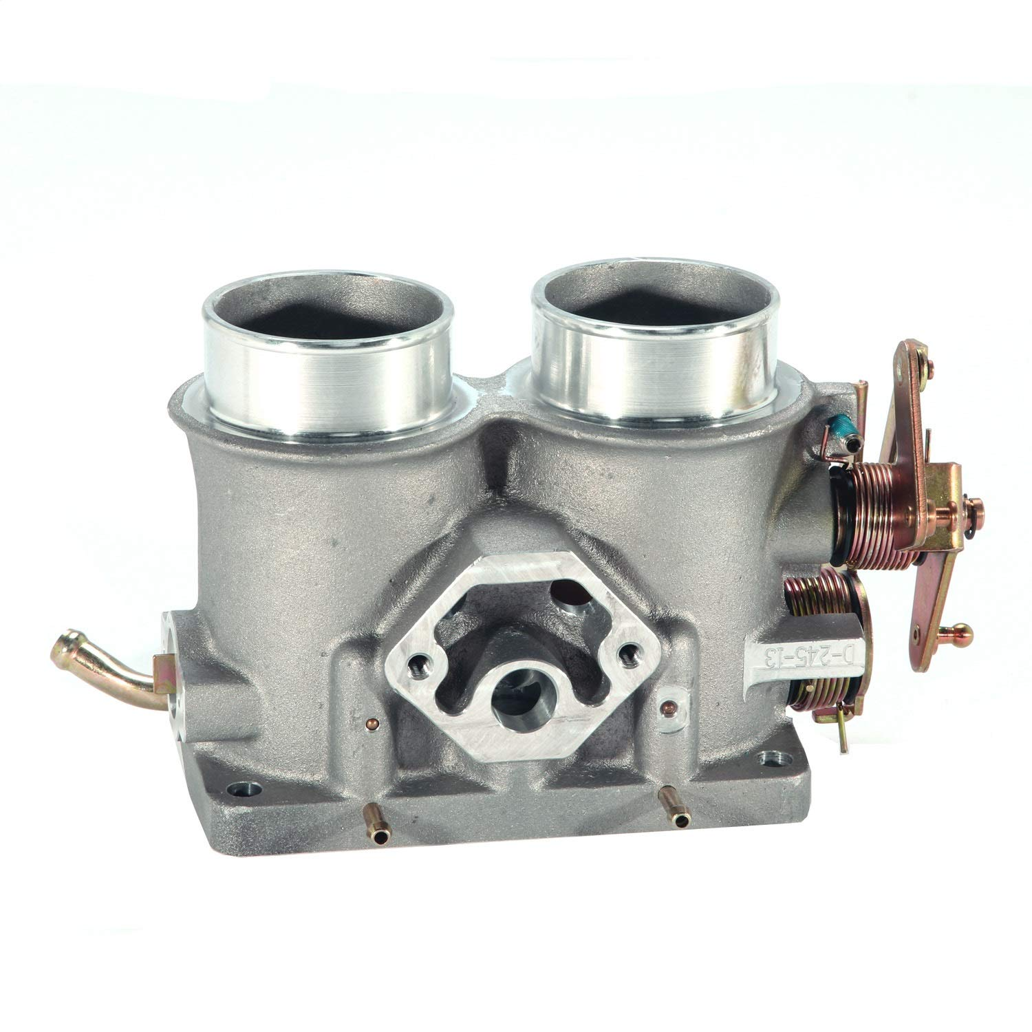 BBK Performance 3501 Twin 56mm Throttle Body - High Flow Power Plus Series For Ford F Series Truck And SUV 302, 351 by BBK Performance