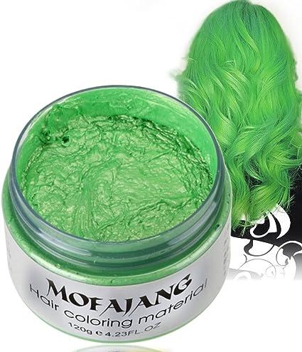 yiitay color de cera tinte para el pelo Pate de moldeo Unique ...