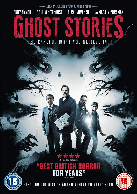 Ghost Stories [DVD] [2018]: Amazon co uk: Martin Freeman, Alex