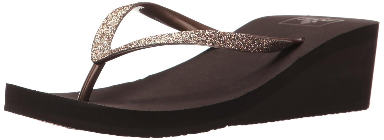 ffa1482bc14 Reef Women s s Krystal Star Luxe Flip-Flop Black  Amazon.co.uk  Shoes   Bags