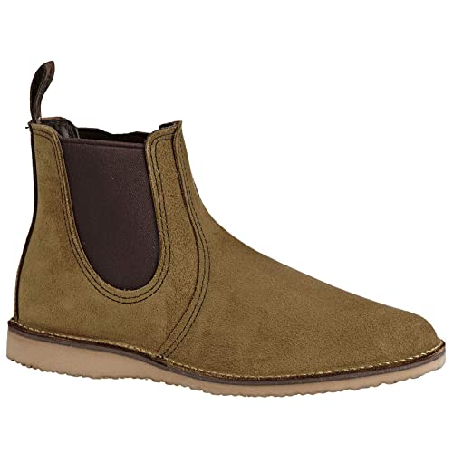 e6bef922ee66e Red Wing Mens Weekender Chelsea Leather Boots: Amazon.ca: Shoes ...