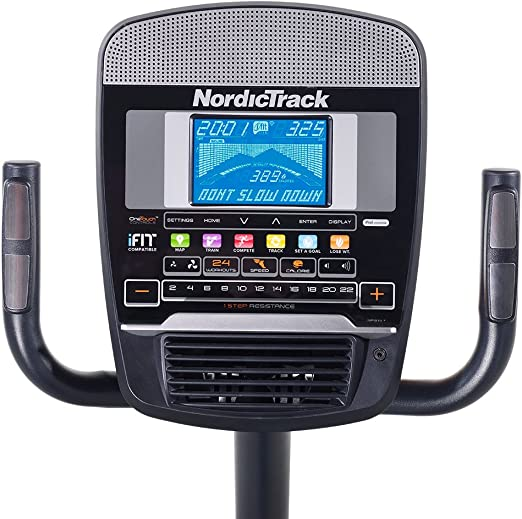 Nordic Track NORDICTRACK GX 4.7 Bicicleta estática: Amazon.es ...