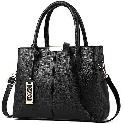 9134863ac36f Amazon.com: COCIFER Women Top Handle Satchel Handbags Shoulder Bag Tote  Purses Messenger Bags: Shoes