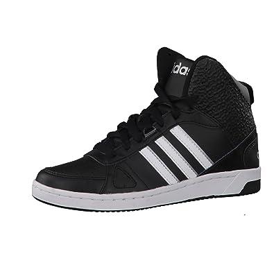 1a0f49cd63e26 adidas Neo Hoops Team Mid Sneaker Women  Amazon.co.uk  Shoes   Bags