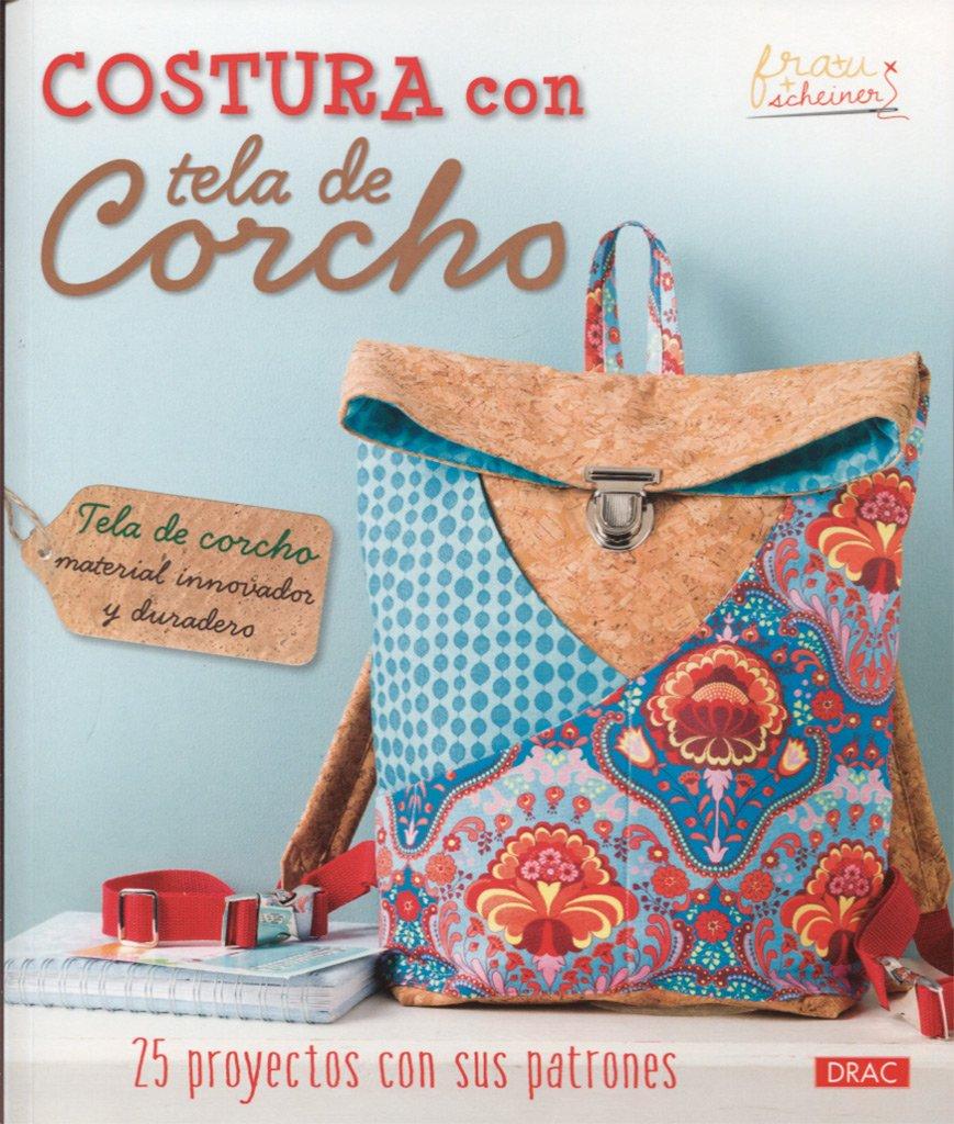 Costura con tela de Corcho (Spanish) Paperback – 2014