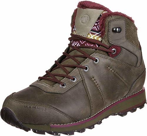 95949ac10dc Mammut Women's Chamuera Mid Wp High Rise Hiking Shoes: Amazon.co.uk ...
