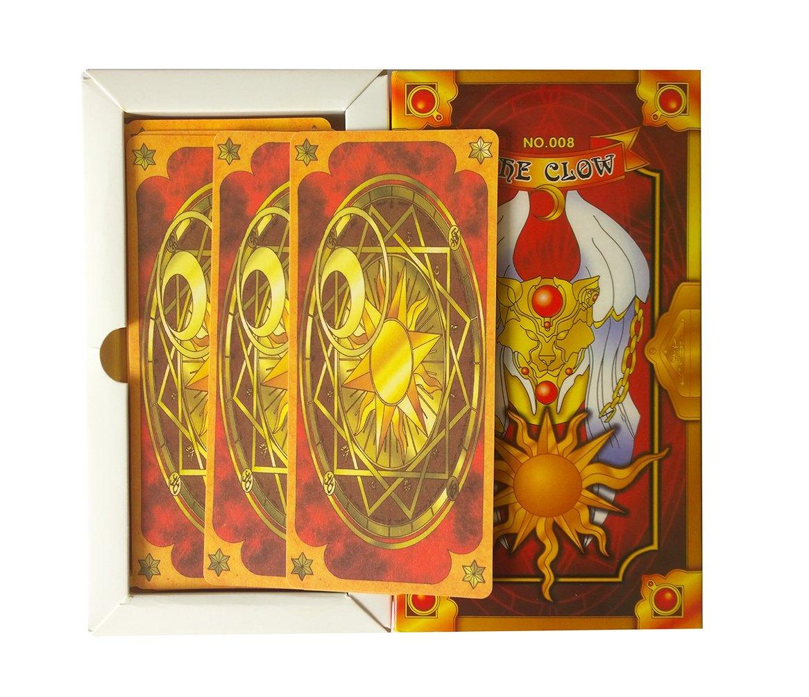 Captador de cartas Cosplayfield® Anime Sakura ottomanbrim ...