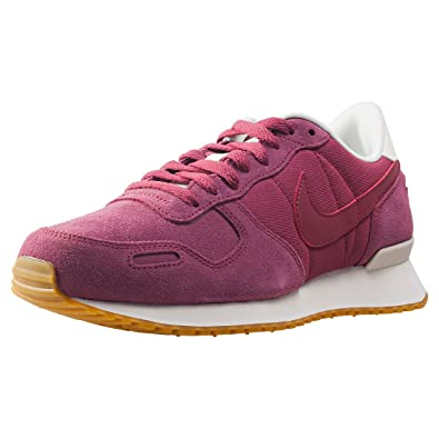 pretty nice 03615 78f01 Nike Air Vortex Leather, Sneakers Basses Homme, Rouge Rot Beige, 44.5 EU