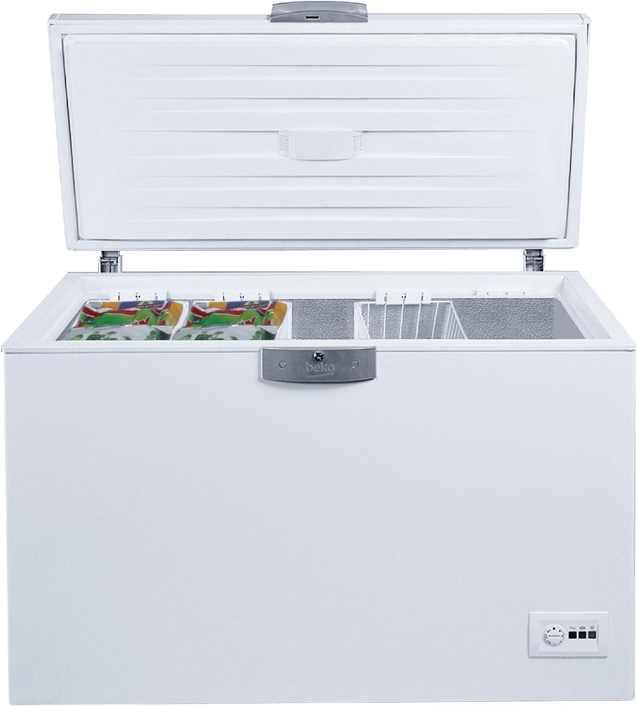 Beko HSA 47520 - Congelador horizontal, capacidad bruta 467 l, 72 ...