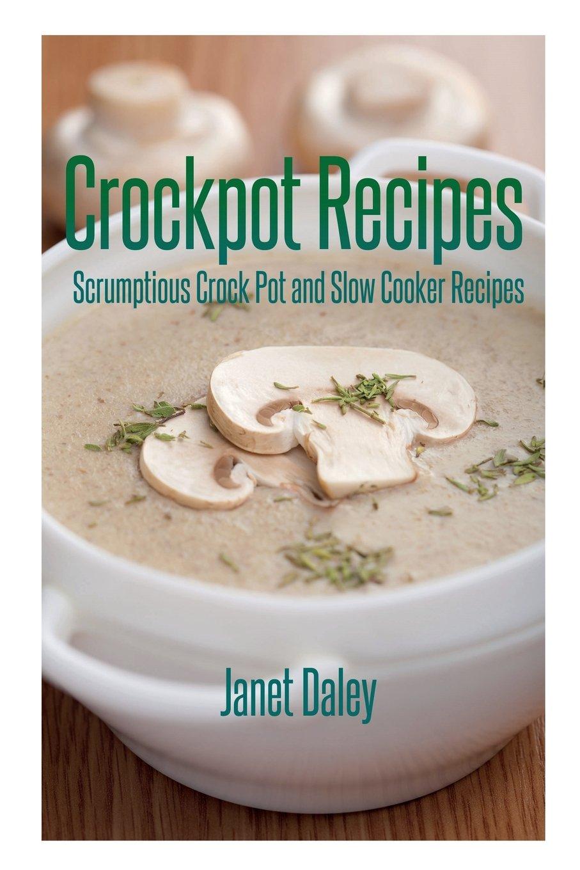 Read Online Crockpot Recipes: Scrumptious Crock Pot and Slow Cooker Recipes pdf