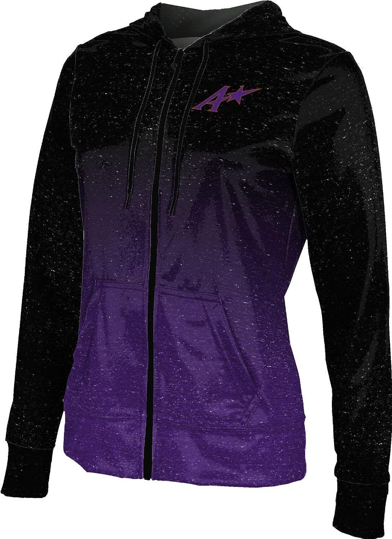Ombre ProSphere University of Evansville Girls Zipper Hoodie School Spirit Sweatshirt