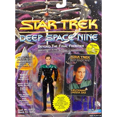 STAR TREK Deep Space Nine - Lt Jadzia Dax: Toys & Games