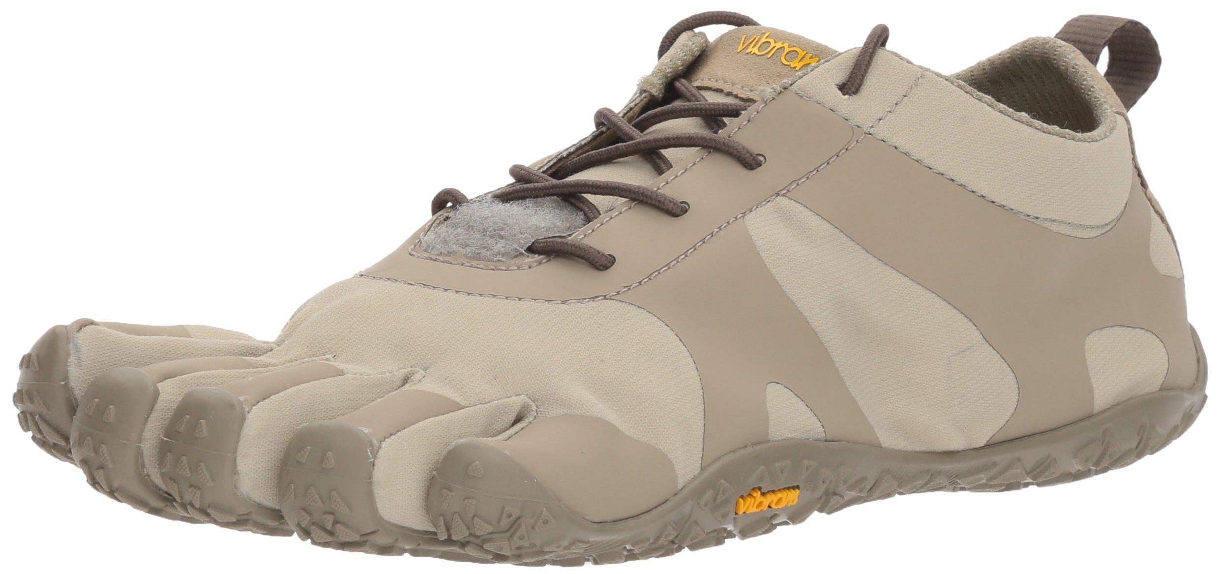 Vibram Women's V-Alpha Hiking Shoe, Sand/Khaki, 41 EU/8.5-9 M US B EU (41 EU/8.5-9 US US)