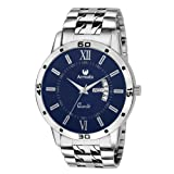 Armado Analogue Blue Dial Men's Watch - Ar-101-Blu