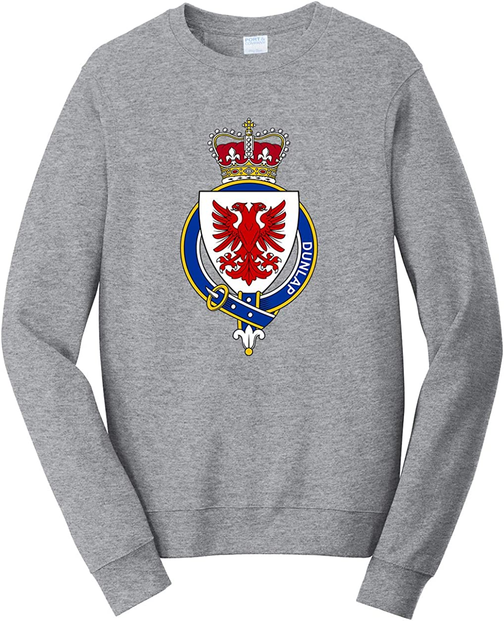 Tenacitee Unisex Scottish Garter Family Dunlap Sweatshirt