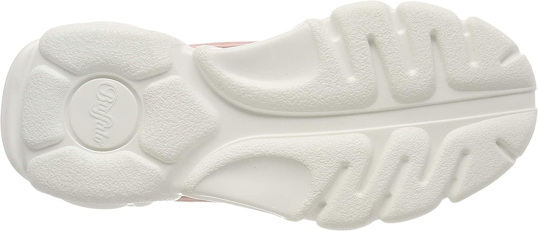 Buffalo Corin, Sneakers Basses Femme Rose Pink 000