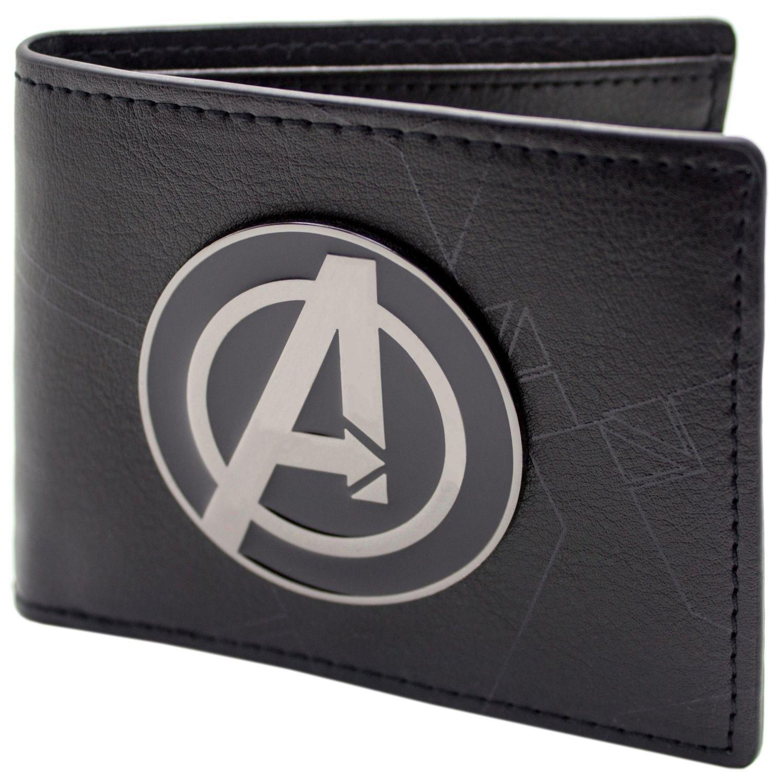Marvel Avengers Assemble Nero portafoglio 27226