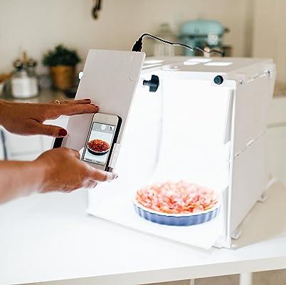 SHOTBOX Photography Light Box Professional Product Photography Kit Studio Bundle - Portable Collapsible & Amazon.com : SHOTBOX Photography Light Box: Professional Product ... azcodes.com