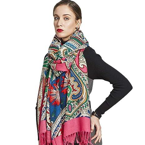 come acquistare design raffinato negozio online Ztweijin Nuova Sciarpa Invernale per Le Donne Marchio di Lusso ...