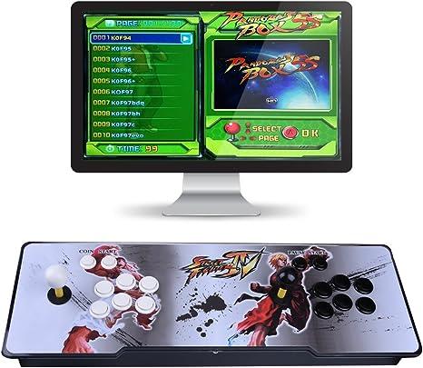 XSC 1000 + juegos clásicos arcade de la máquina de arcade de la ...