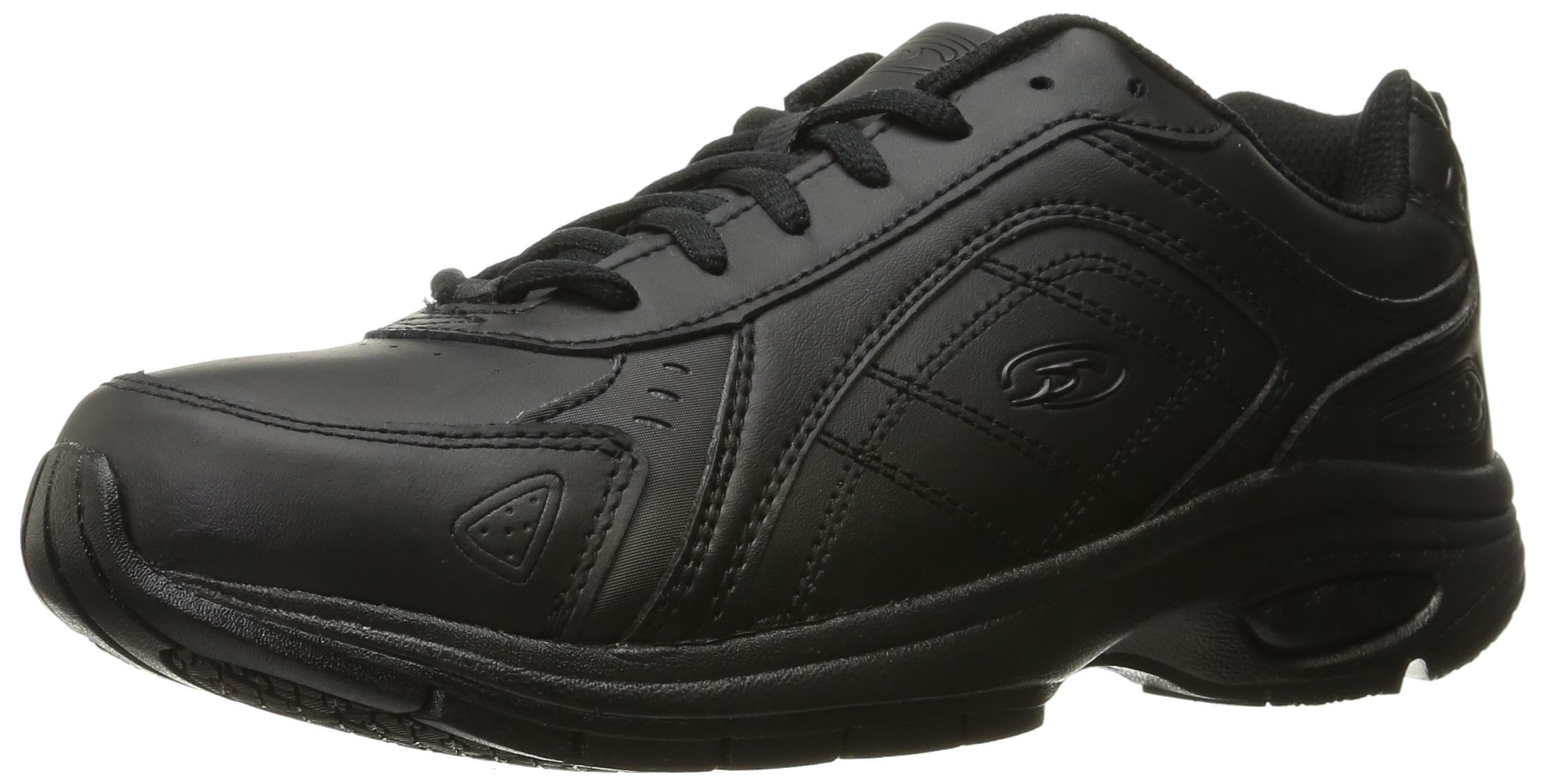 Dr. Scholl's Men's Sprint Health Care and Food Service Shoe, Black, 8 W US