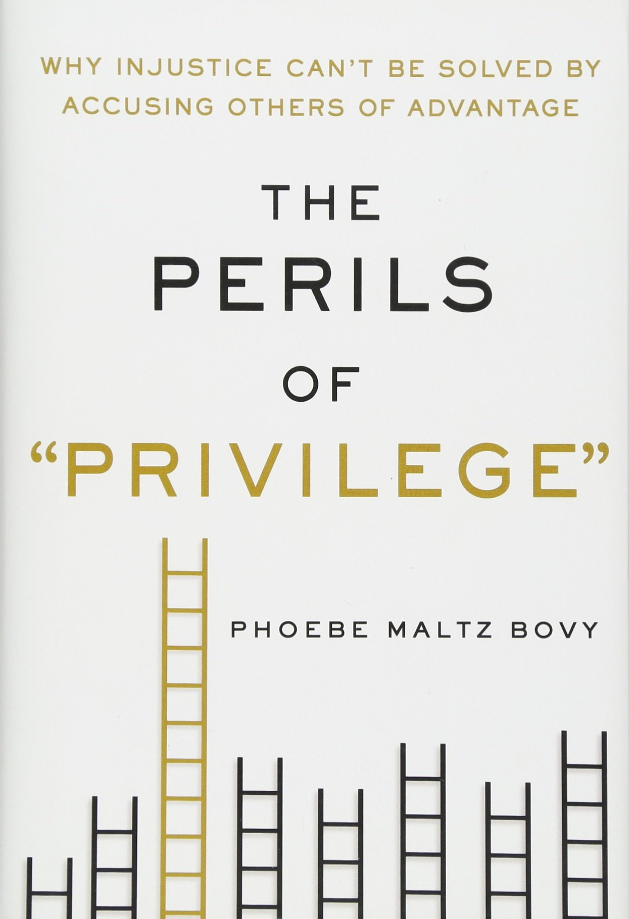 The Benefits of Privilege: Being Rich and White Is Proof You Must Be Good images