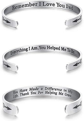 Minimalist cuff Cuff bracelet hand stamped cuff bracelet quote cuff bracelet Personalized cuff bracelet