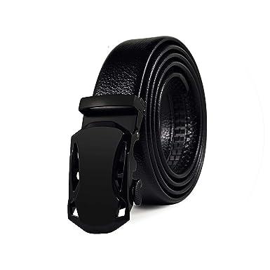 Fashion Men Buckle Leather luxury Belts Business Male Alloy buckle Belts for Men