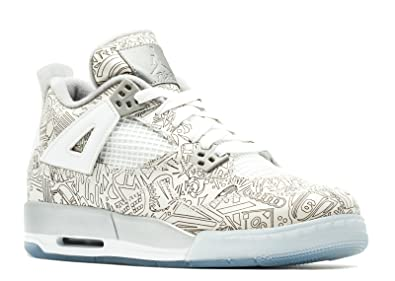 buy popular 0dfba 9f6cb AIR JORDAN 4 RETRO LASER BG (GS)  LASER  - 705334-105