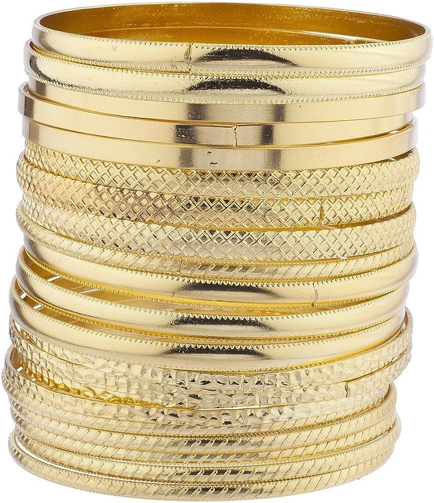 Lux Accessories Gold Tone...