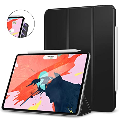 pick up 1c603 67d5c MoKo Smart Folio Case Fit iPad Pro 12.9