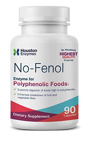 Amazon.com: Houston enzimas no-fenol – 90 Cápsulas W/relleno ...