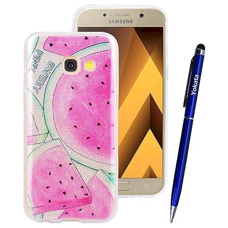 yokata Samsung Galaxy A5 2015 carcasa de silicona Bling ...