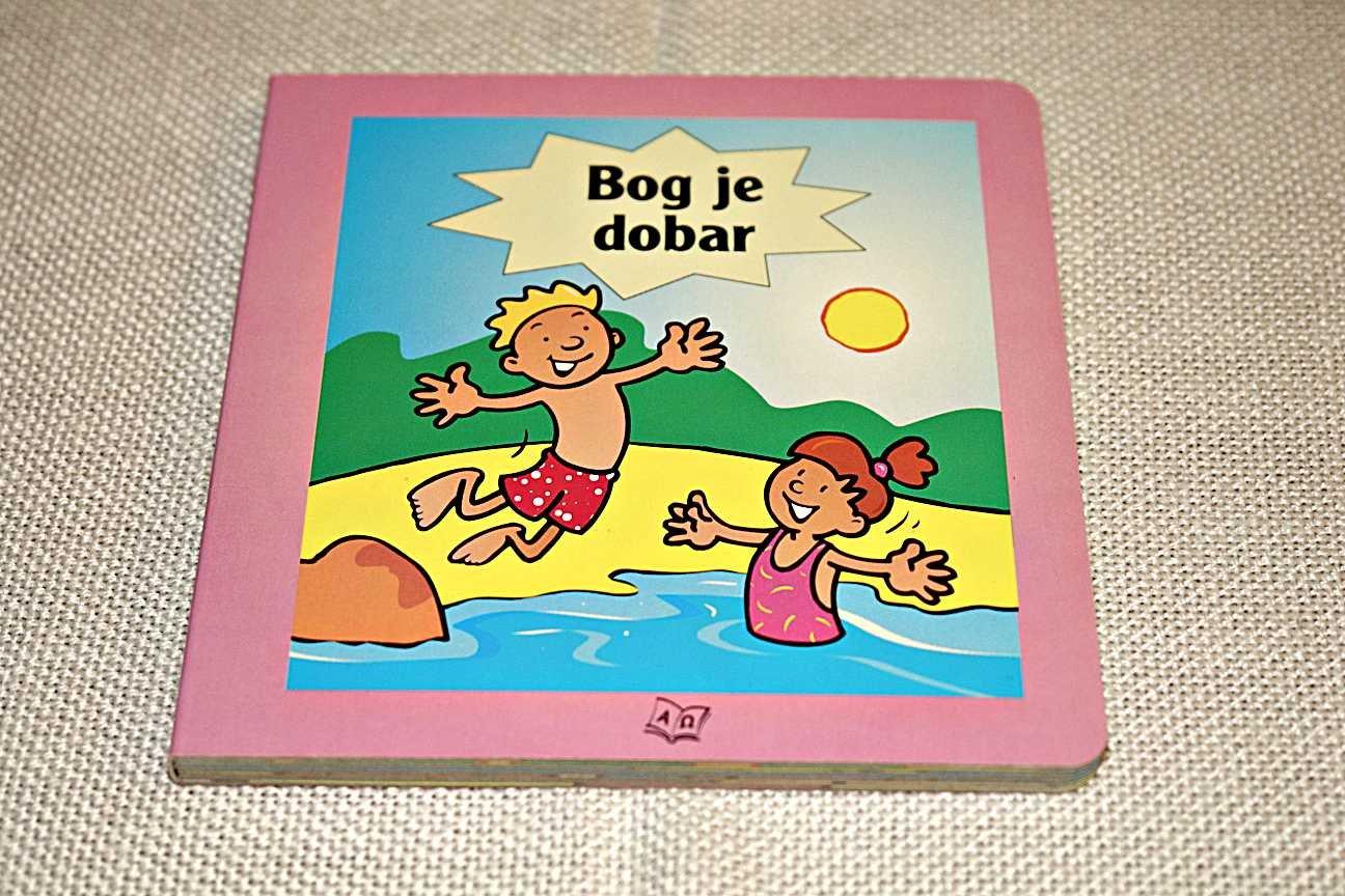 Download Bog se nikad ne mijenja / God Never Changes / Croatian Language Christian Children Book / Bible Passages for Children PDF