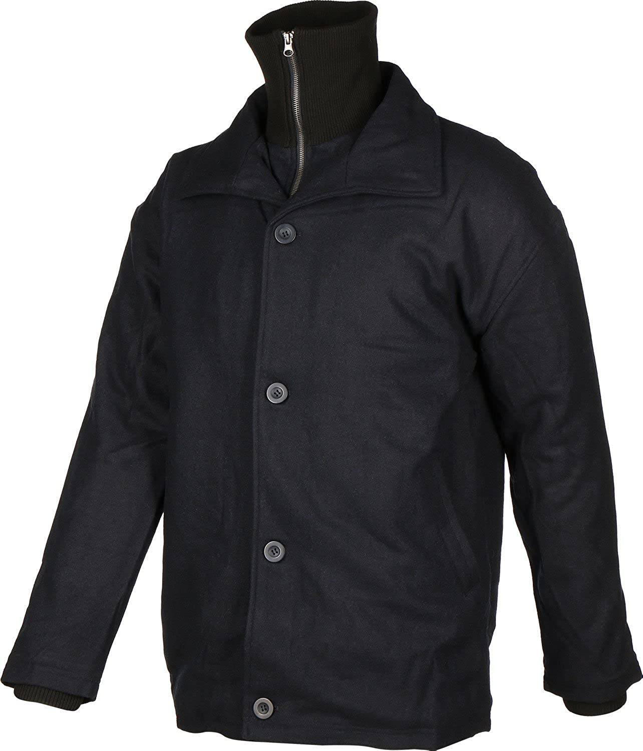 Anerkjendt Men's Cheuk Men's Dark Blue Jacket