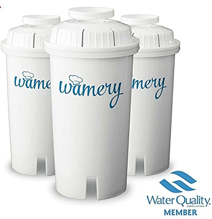 brita water filter replacement. Beautiful Water Water Filter Replacement 3Pack Fits Wamery And Britau0027s Pitcher Ionizer  Purifier With Brita E