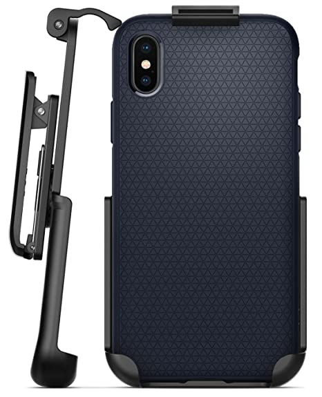 size 40 709c8 a5564 Encased Belt Clip Holster for Spigen Liquid Air Case - iPhone X/iPhone Xs  (case not Included)