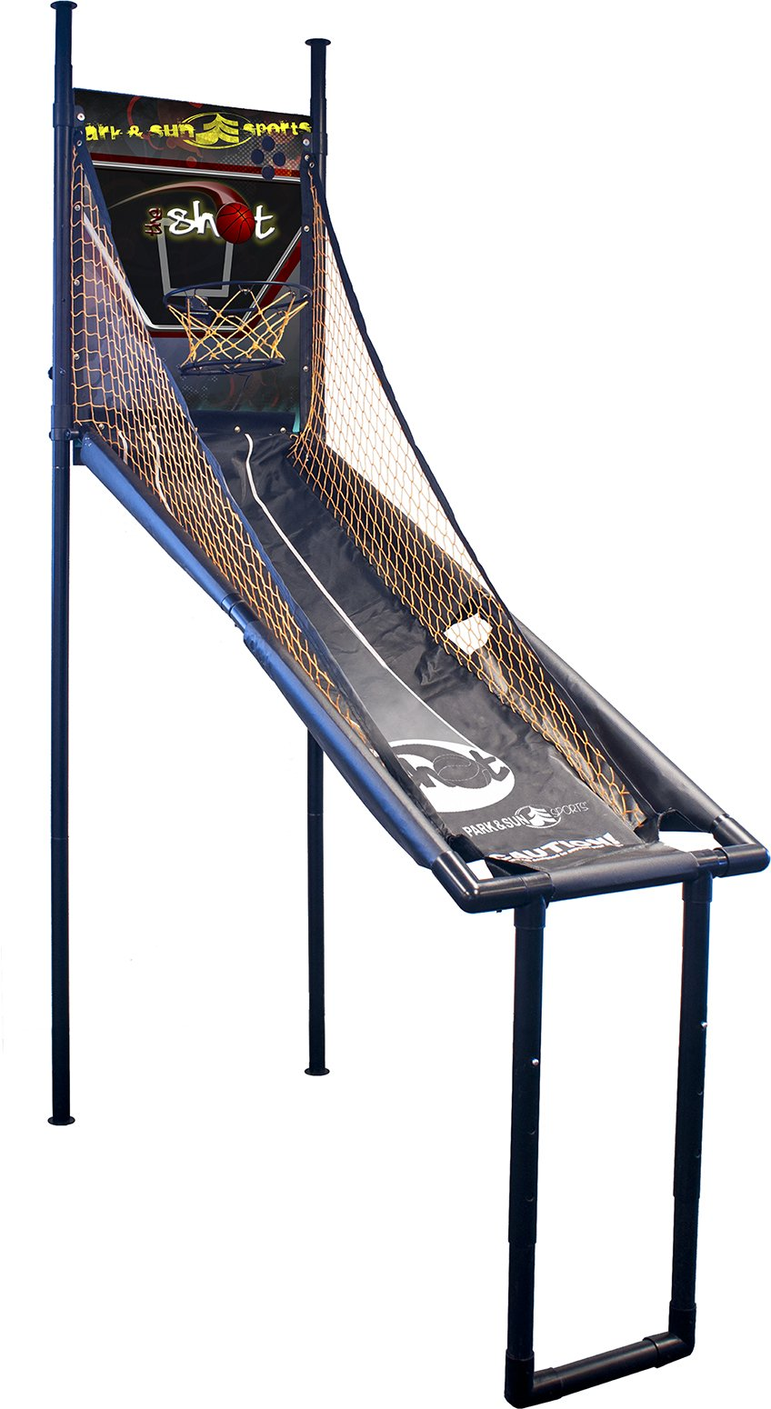 Park & Sun Sports ''The Shot'' Basketball Arcade Game with 2-Player Electronic Scoring by Park & Sun Sports