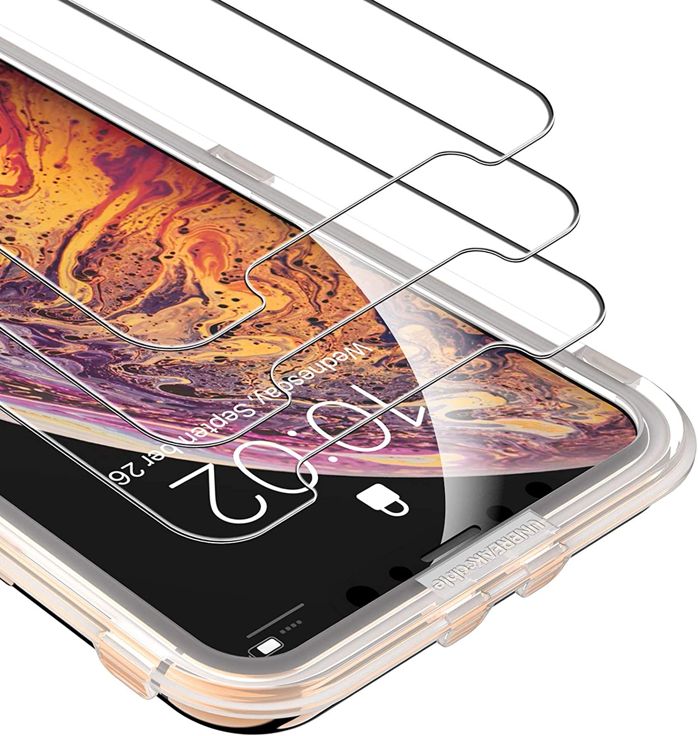UNBREAKcable Screen Protector for iPhone Xs Max/ 11 Pro Max 6.5