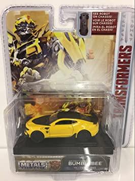 "2016 Chevrolet Camaro [Jada 98388], Bumblebee, ""Transformers: The Last"