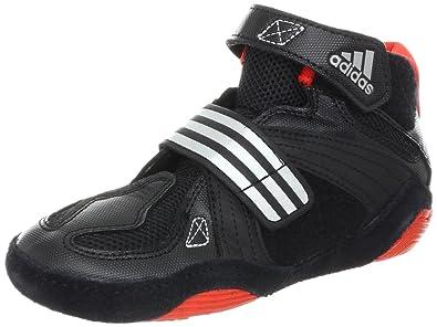 best website a8b68 35362 Adidas Wrestling Extero II K Wrestling Shoe (Toddler Little Kid Bid Kid)