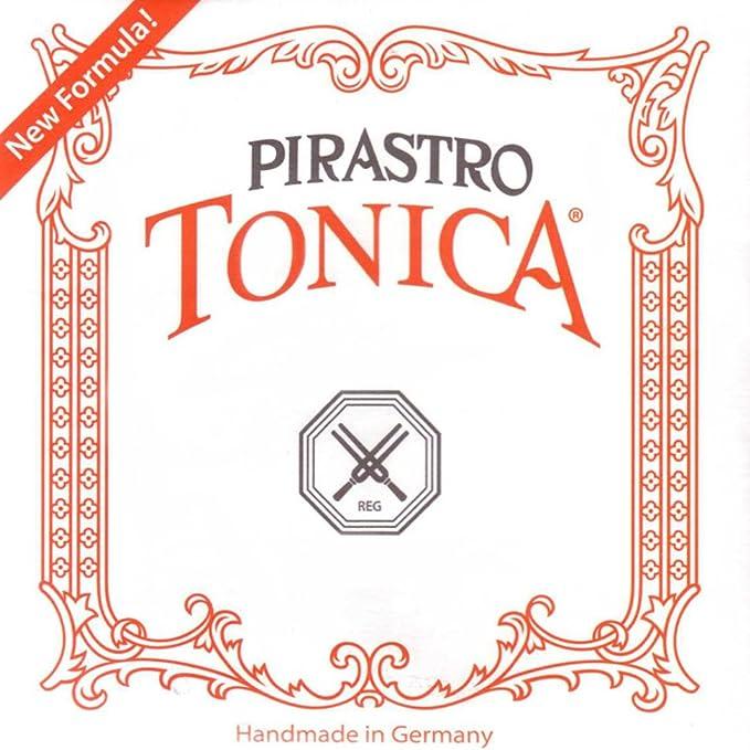 Pirastro Tonica Violin Set 4//4 New Formula