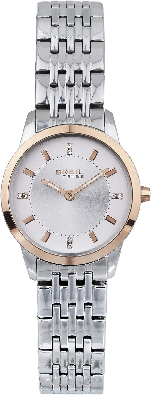 Reloj BREIL por Mujer Alyce con Correa de Acero, Movimiento Time Just - 2H Cuarzo