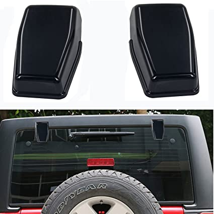 Omix-ADA 11218.05 Left or Right Liftgate Hinge Cover for Jeep Wrangler JK//JKU