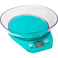 Balança Profissional de Cozinha com Tigela 5 kg / 1 g. Rhino BACITA-5 Balança Digital