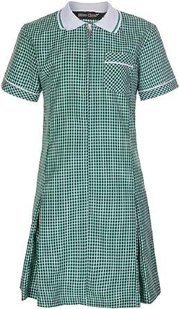 Hair Bobble Age 3 4 5 6 7 8 9 10 11 12 13 14 15 16 17 18 20 Miss Chief Girls School Uniform Pleated Gingham Summer Dress