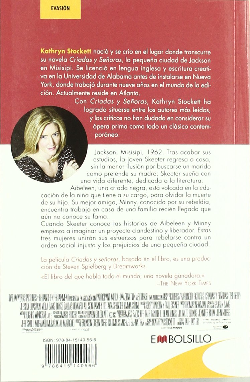 Amazon.com: Criadas y señoras/The Help (Spanish Edition) (9788415140566): Kathryn Stockett, Maeva: Books