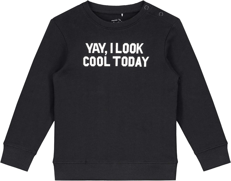 Pr/énatal Baby Sweater Gar/çon Noir