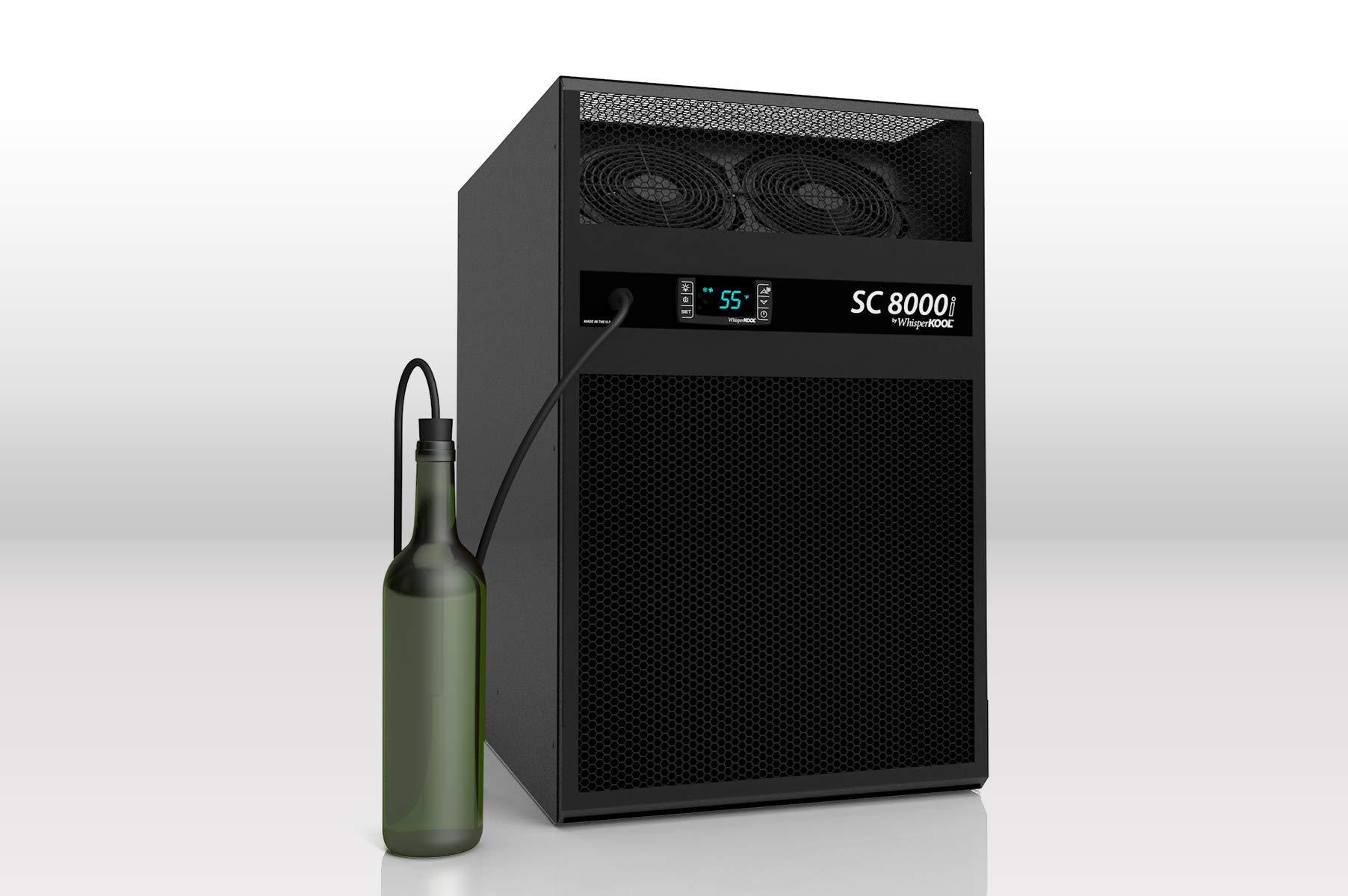 WhisperKOOL SC 8000i Wine Cooling Unit by WhisperKOOL